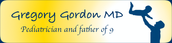 Gregory Gordon MD Banner