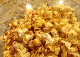 popcorn a good fiber source
