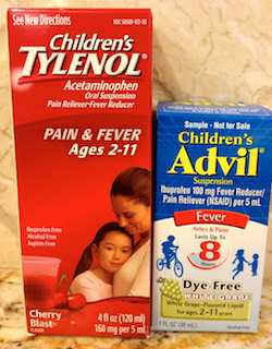 how to use tylenol and ibuprofen together